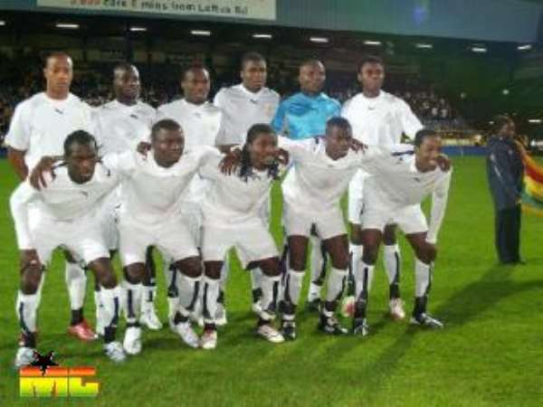 Ghana rejects proposed France friendly